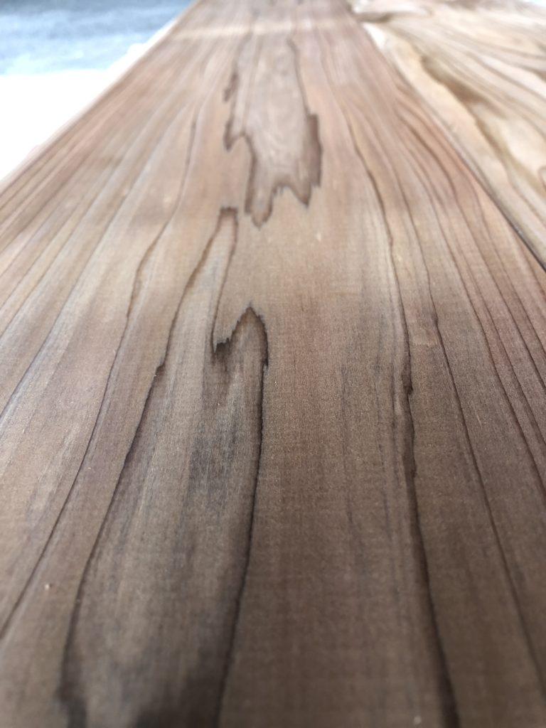 木目がきれい